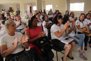 Saúde capacita profissionais da Atenção Básica  (8)