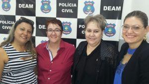 Secretaria Municipal da Mulher recebe representante do Governo de Goiás (5)