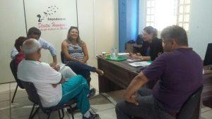 Secretaria Municipal da Mulher recebe representante do Governo de Goiás (8)